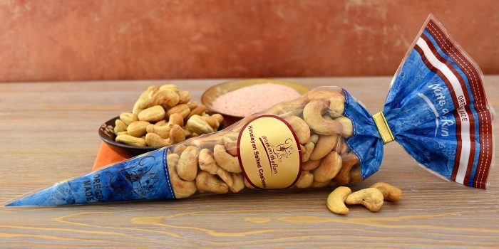 Himalayan Salted Cashews