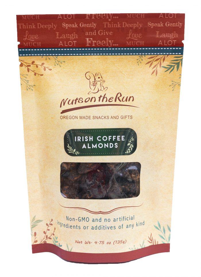Coffee Almonds