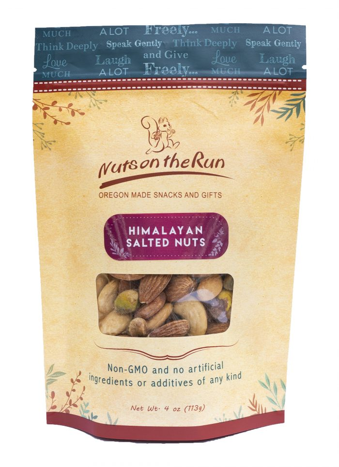 Himalayan Salt Nuts