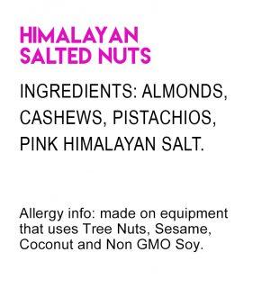 Himalayan salted Nuts