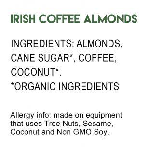 Irish Coffee Almonds